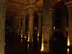 Basilica Cistern, Istanbul, Turkey, August, 2015.