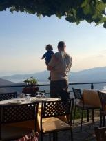 Delphi, Greece, July 2015.